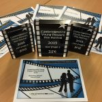 Winners at Cambridgeshire Young Persons Film Festival